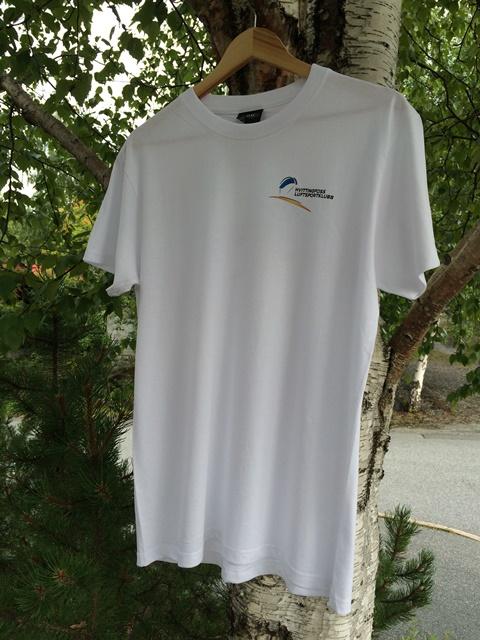 T Skjorte Hvit Front 640